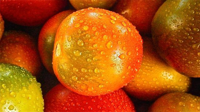Grønsager og frugt