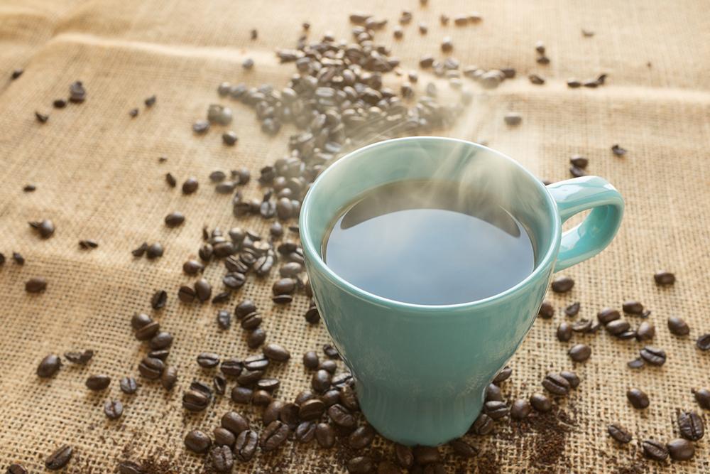 kaffe-amning